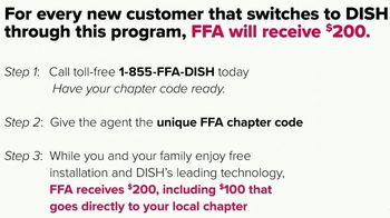 Dish Network TV Spot, 'FFA: Awe & Respect' - Thumbnail 5