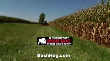 Bush Hog TV Spot, 'Turn to Who You Can Trust' - Thumbnail 7