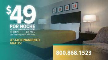 Circus Circus Las Vegas Hotel & Casino TV Spot, 'Adventure Dome: tarifas de resort' [Spanish] - Thumbnail 2