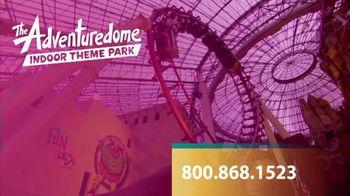 Circus Circus Las Vegas Hotel & Casino TV Spot, 'Adventure Dome: tarifas de resort' [Spanish] - Thumbnail 3