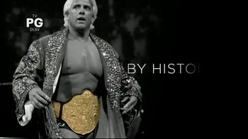 WWE Shop TV Spot, 'Crafted by History: $12 Tees and 40% off Titles' - Thumbnail 1