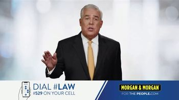 Morgan & Morgan Law Firm TV Spot, 'Lucky Man'