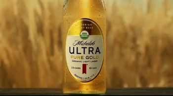 Michelob ULTRA Pure Gold TV Spot, 'Taste: Organic by Nature'
