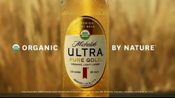Michelob ULTRA Pure Gold TV Spot, 'Taste: Organic by Nature' - Thumbnail 6