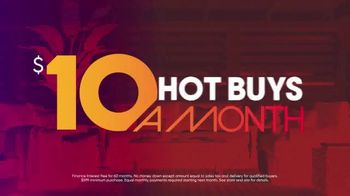 Rooms to Go July 4th Hot Buys TV Spot, '100 Hot Buys' - Thumbnail 3