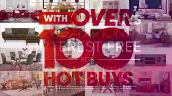 Rooms to Go July 4th Hot Buys TV Spot, '100 Hot Buys' - Thumbnail 7