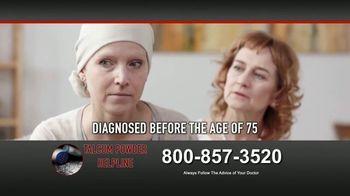 Fears Nachawati TV Spot, 'Talcum Powder Helpline: Ovarian Cancer'