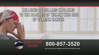Fears Nachawati TV Spot, 'Talcum Powder Helpline: Ovarian Cancer' - Thumbnail 6