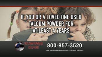Fears Nachawati TV Spot, 'Talcum Powder Helpline: Ovarian Cancer' - Thumbnail 7