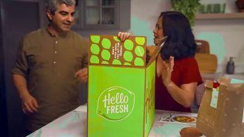HelloFresh TV Spot, 'Monica, Matt and Olive: $60 Off' - Thumbnail 1
