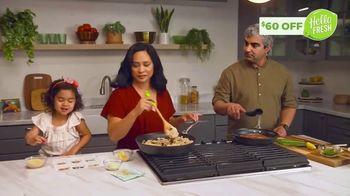 HelloFresh TV Spot, 'Monica, Matt and Olive: $60 Off' - Thumbnail 6