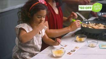 HelloFresh TV Spot, 'Monica, Matt and Olive: $60 Off' - Thumbnail 7