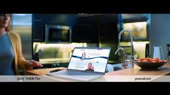 GreatCall Lively Mobile Plus TV Spot, 'Father's Day: My Mom' Featuring John Walsh - Thumbnail 2