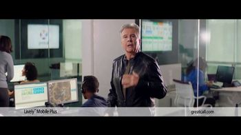 GreatCall Lively Mobile Plus TV Spot, 'Father's Day: My Mom' Featuring John Walsh - Thumbnail 7