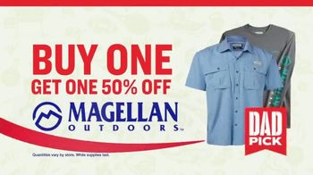 Academy Sports + Outdoors 4 Day Sale TV Spot, 'Father's Day: Magellan and Fishing Gear' - Thumbnail 5