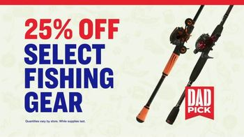 Academy Sports + Outdoors 4 Day Sale TV Spot, 'Father's Day: Magellan and Fishing Gear' - Thumbnail 7