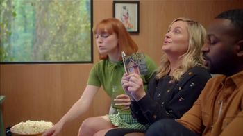 XFINITY X1 TV Spot, 'Peacock TV: Tiny Home' Featuring Amy Poehler