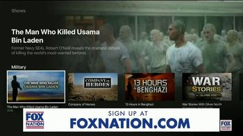 FOX Nation TV Spot, 'Fox Nation Outdoors' Featuring Pete Hegseth - Thumbnail 4