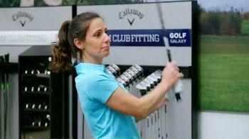Golf Galaxy TV Spot, 'Contactless Club Fitting: Felt Good'