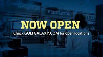 Golf Galaxy TV Spot, 'Contactless Club Fitting: Felt Good' - Thumbnail 8