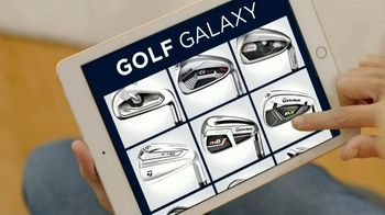 Golf Galaxy TV Spot, 'Contactless Club Fitting: Mavrik Max' - Thumbnail 1