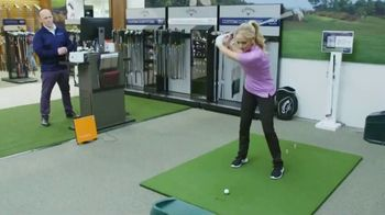 Golf Galaxy TV Spot, 'Contactless Club Fitting: Mavrik Max' - Thumbnail 2