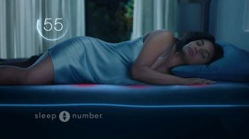 Sleep Number Lowest Prices of the Season TV Spot, 'Weekend Special: Save 50%' - Thumbnail 6