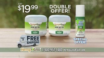 Hempvana Pain Relief Cream TV Spot, 'The Daily Drain' - Thumbnail 9