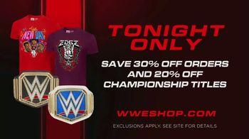 WWE Shop TV Spot, 'Energizar: 30 Porcentaje de pedidos y 20 por ciento de títulos de campeonato' [Spanish] - Thumbnail 10