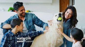 Waterpik Sonic-Fusion TV Spot, 'Keeping Your Smile Healthy'
