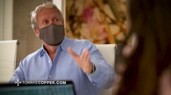 Tommie Copper Face Mask TV Spot, 'Be Comfortable'