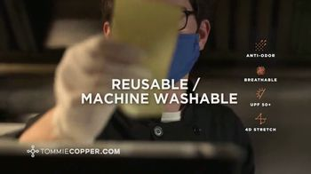Tommie Copper Face Mask TV Spot, 'Be Comfortable' - Thumbnail 6