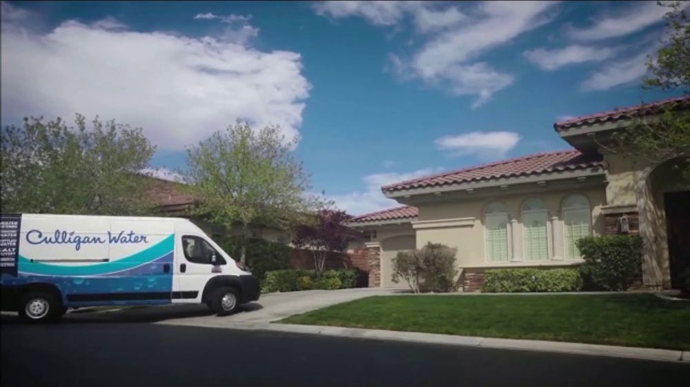 Culligan TV Commercial, 'Over 40 Filtration Systems'