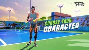 Tennis Clash TV Spot, 'Presentation'