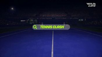 Tennis Clash TV Spot, 'Presentation' - Thumbnail 9