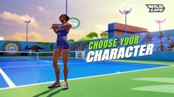 Tennis Clash TV Spot, 'Presentation' - Thumbnail 4