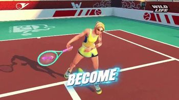 Tennis Clash TV Spot, 'Presentation' - Thumbnail 8