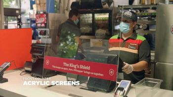 Burger King TV Spot, 'Reopening Procedures'