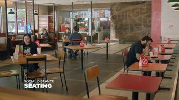 Burger King TV Spot, 'Reopening Procedures' - Thumbnail 3