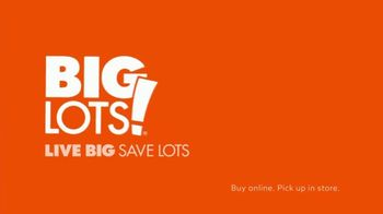 Big Lots Freedom to Save Sale TV Spot, 'P&G Products' - Thumbnail 9