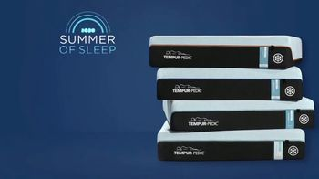 Tempur-Pedic Summer of Sleep TV Spot, 'Sleep Cool: Save $500' - Thumbnail 8