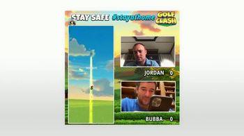 PGA TOUR TV Spot, 'Happy to Congratulate You' Feat. Tiger Woods, Bubba Watson, Song by NEEDTOBREATHE - Thumbnail 6
