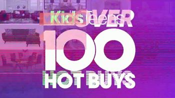 Rooms to Go Kids July 4th Hot Buys TV Spot, 'Twin Bookcase Wall Bed' - Thumbnail 3
