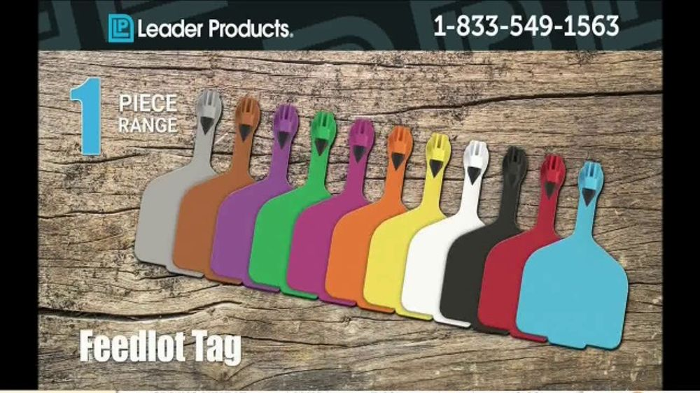 Leader Products Flexible Tags TV Commercial, 'Do It Once. Do It Right.'