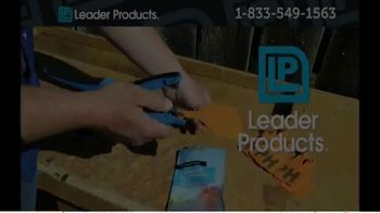 Leader Products Flexible Tags TV Spot, 'Do It Once. Do It Right.' - Thumbnail 1