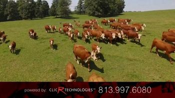 ClicR Technologies Bovine Solution TV Spot, 'Scaleless Weighing' - Thumbnail 1