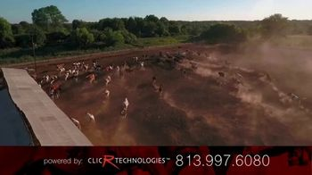 ClicR Technologies Bovine Solution TV Spot, 'Scaleless Weighing'
