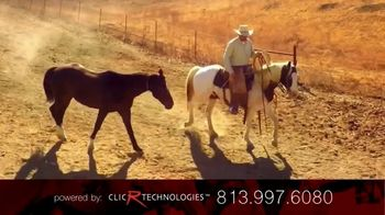 ClicR Technologies Bovine Solution TV Spot, 'Scaleless Weighing'