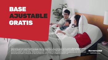 Mattress Firm TV Spot, 'King a precio queen: ahora hasta $500' [Spanish] - Thumbnail 3