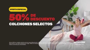 Mattress Firm TV Spot, 'King a precio queen: ahora hasta $500' [Spanish] - Thumbnail 4